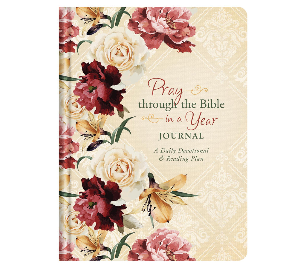 Pray the the Bible in a Year Journal