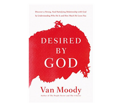 Desired By God by Van Moody