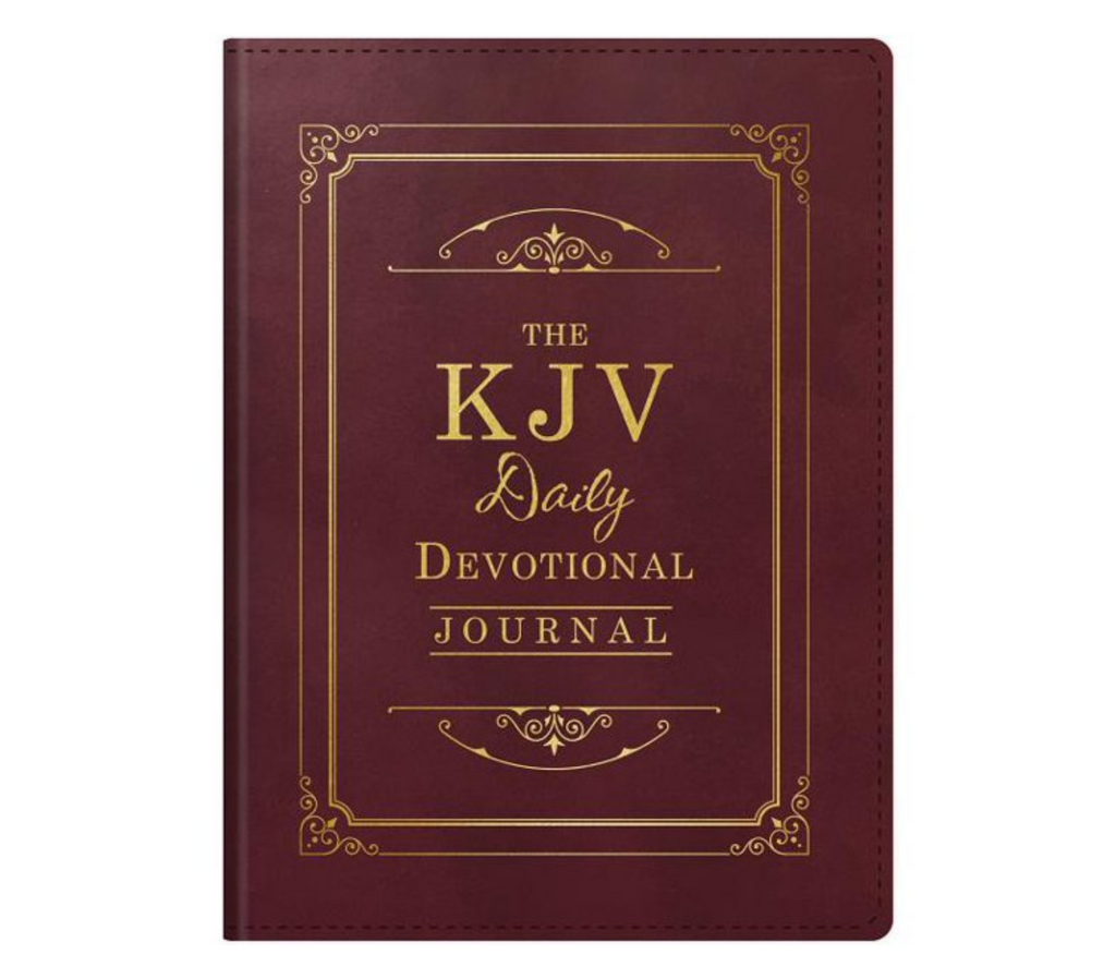 KJV Daily Devotional: Inspiration and Encouragement from the Beloved King James Version