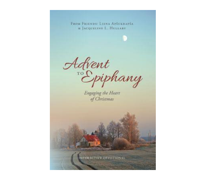 Advent to Epiphany: An Interactive Devotional