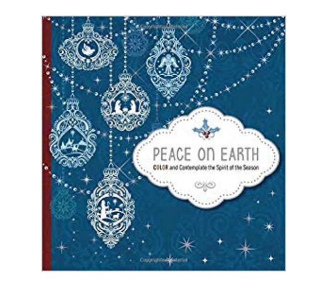 Peace On Earth Coloring Book