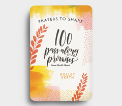 Prayers to Share -  Promises From God's Heart