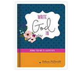 Write God In Prayer Journal