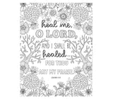 The Bible Promise Book Coloring Book