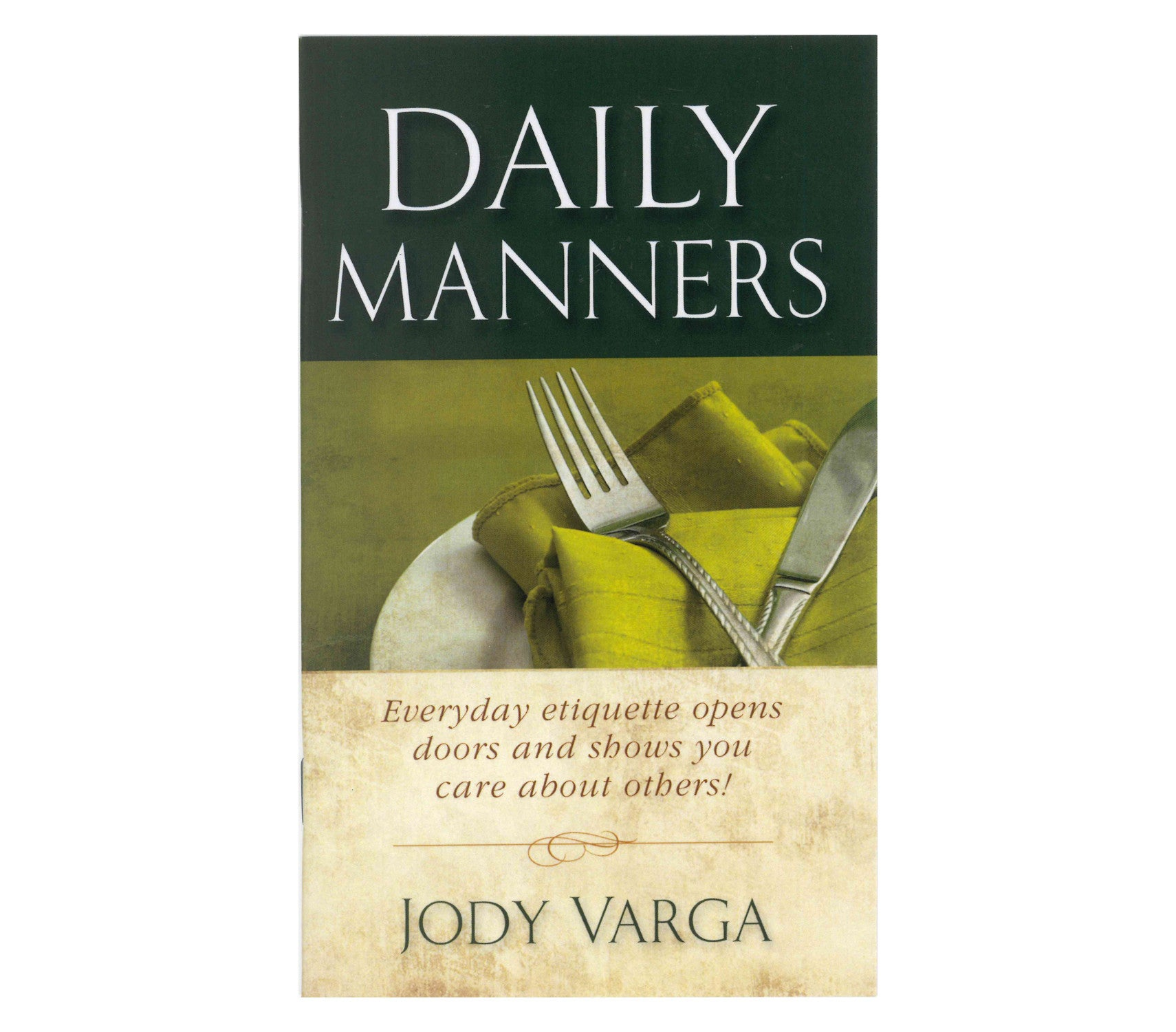 Daily Manners