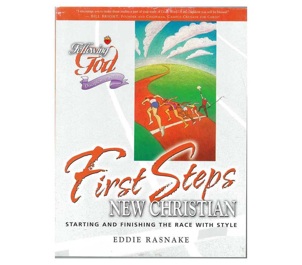 First Steps For The New Christian