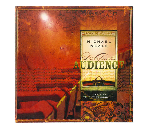 No Greater Audience CD