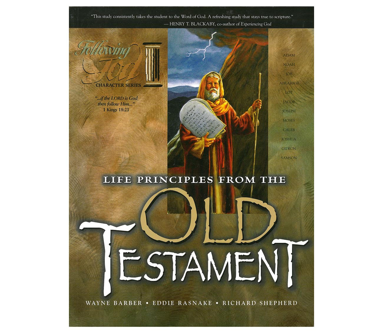 Life Principles From The Old Testament