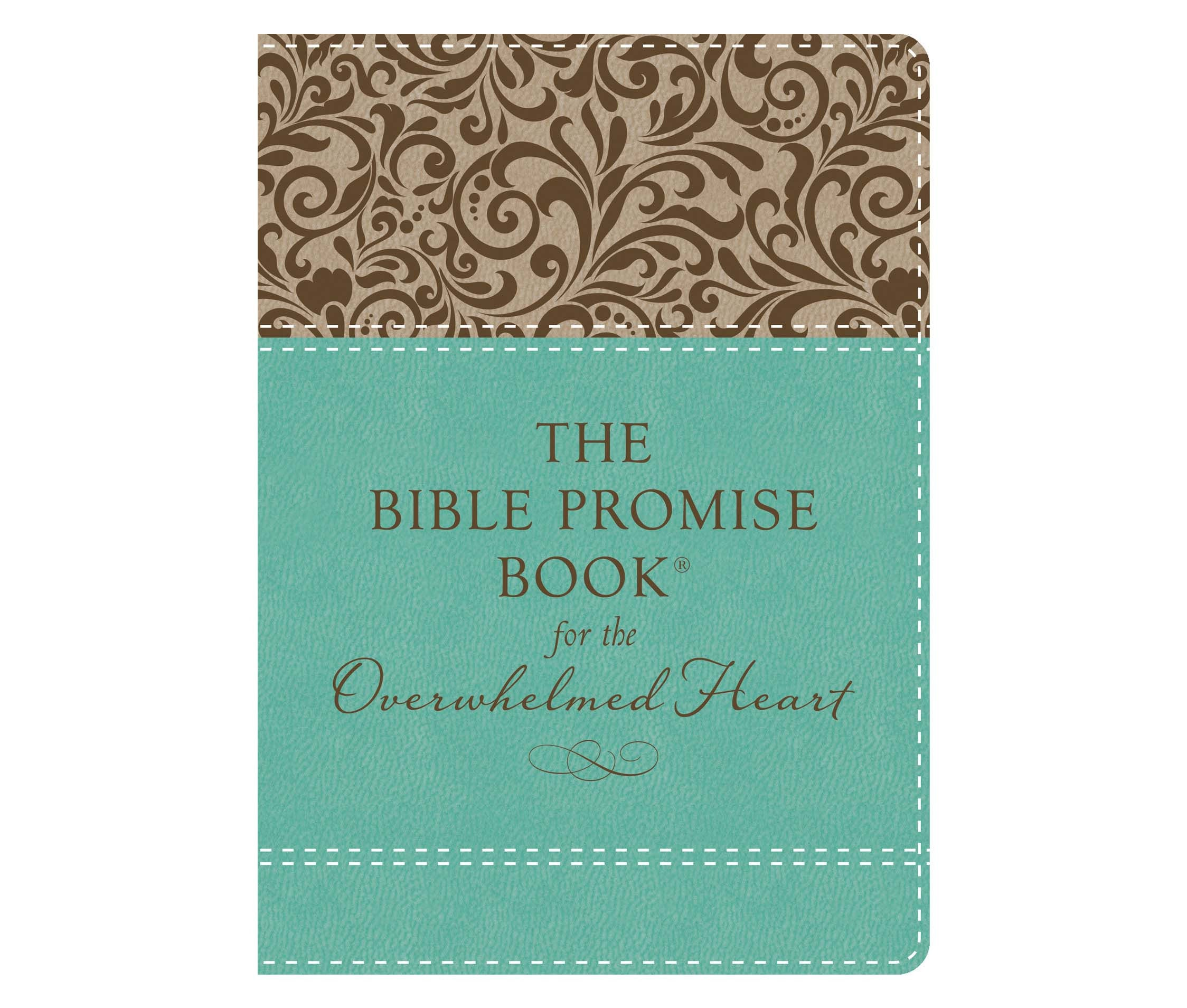 The Bible Promise Book for the Overwhelmed Heart