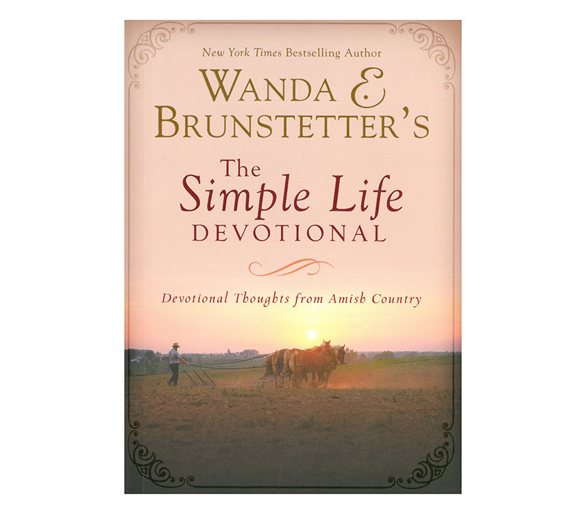 The Simple Life Devotional