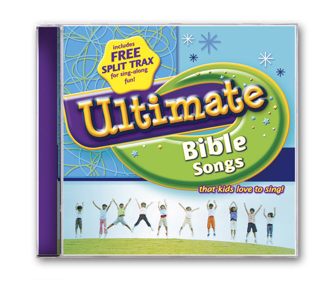 The Ultimate Bible Songs Collection CD