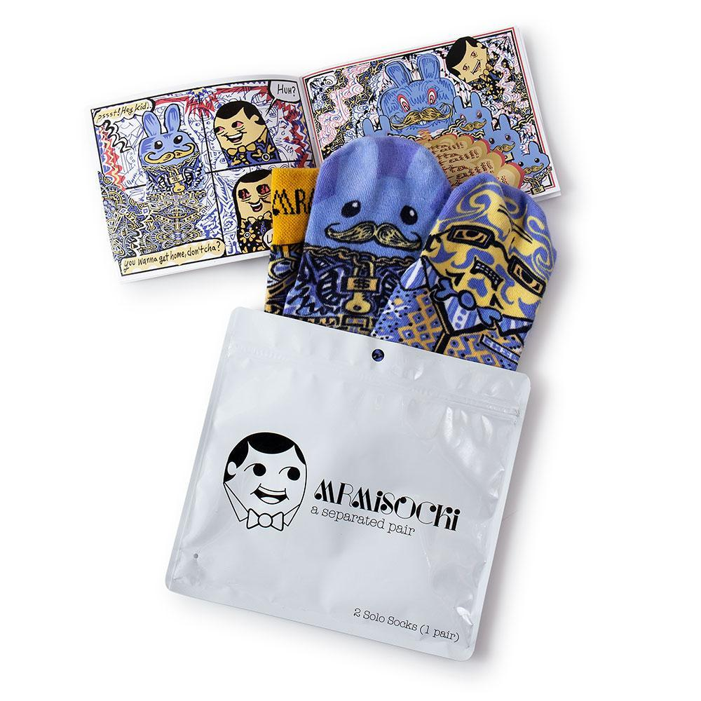 Volume 3.1 -Labbit & Chip (MrMiSocki x Kidrobot) for $ 16.00