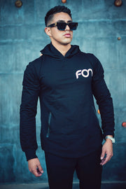 Men's Dry-Fit Athletic Hoodie