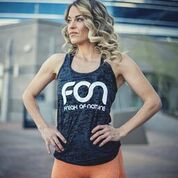 Women's FON Burner Tank