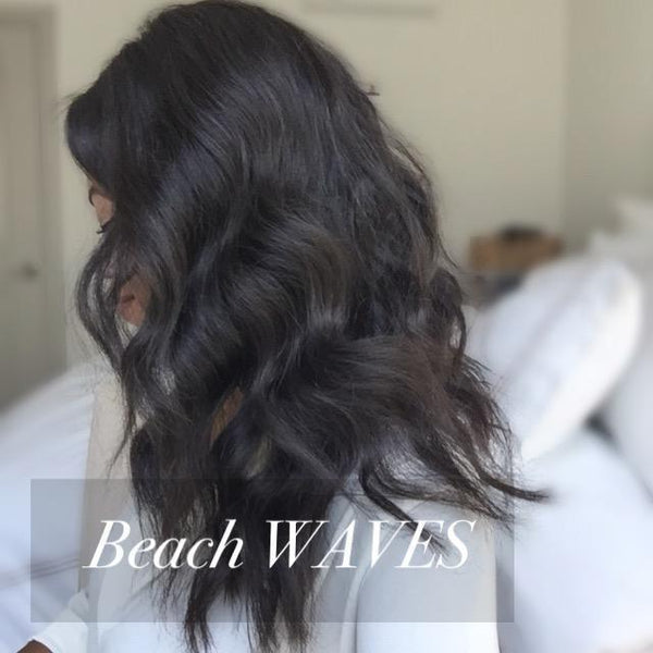Beach Wave Hair