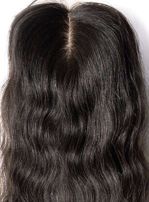 Natural Wave Silk Closure - Kelley Tresses
