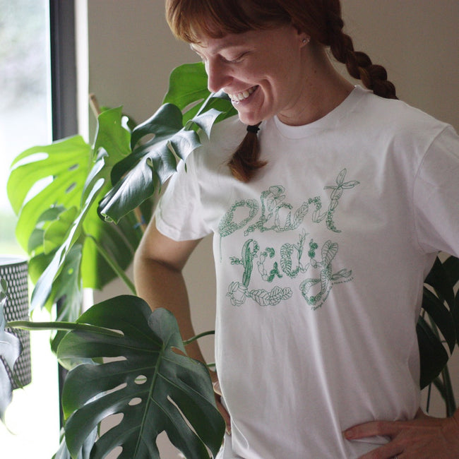 Morgan Doane of House Plant Club is The Plant Lady of the Week-