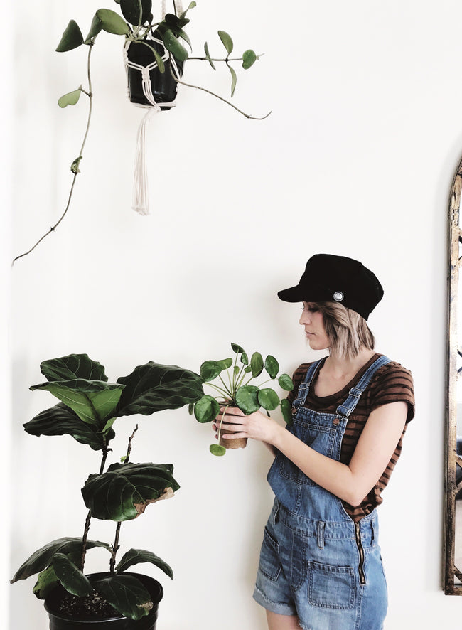 Kristin Visk of Plant Lady Co
