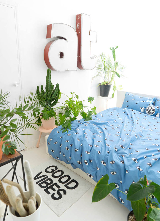 Judith De Graaff of Urban Jungle Bloggers Bedroom