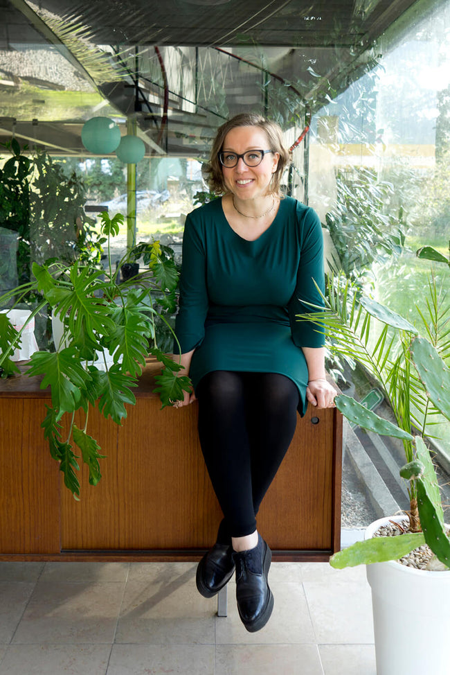 Judith De Graaff of Urban Jungle Bloggers Plant styling