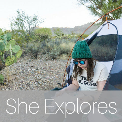 She Explores Saguaro National Park