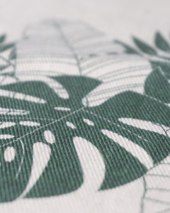 Tropical Tote Bag Close Up