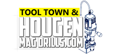 Tool Town Ted & Hougen Mag Drills