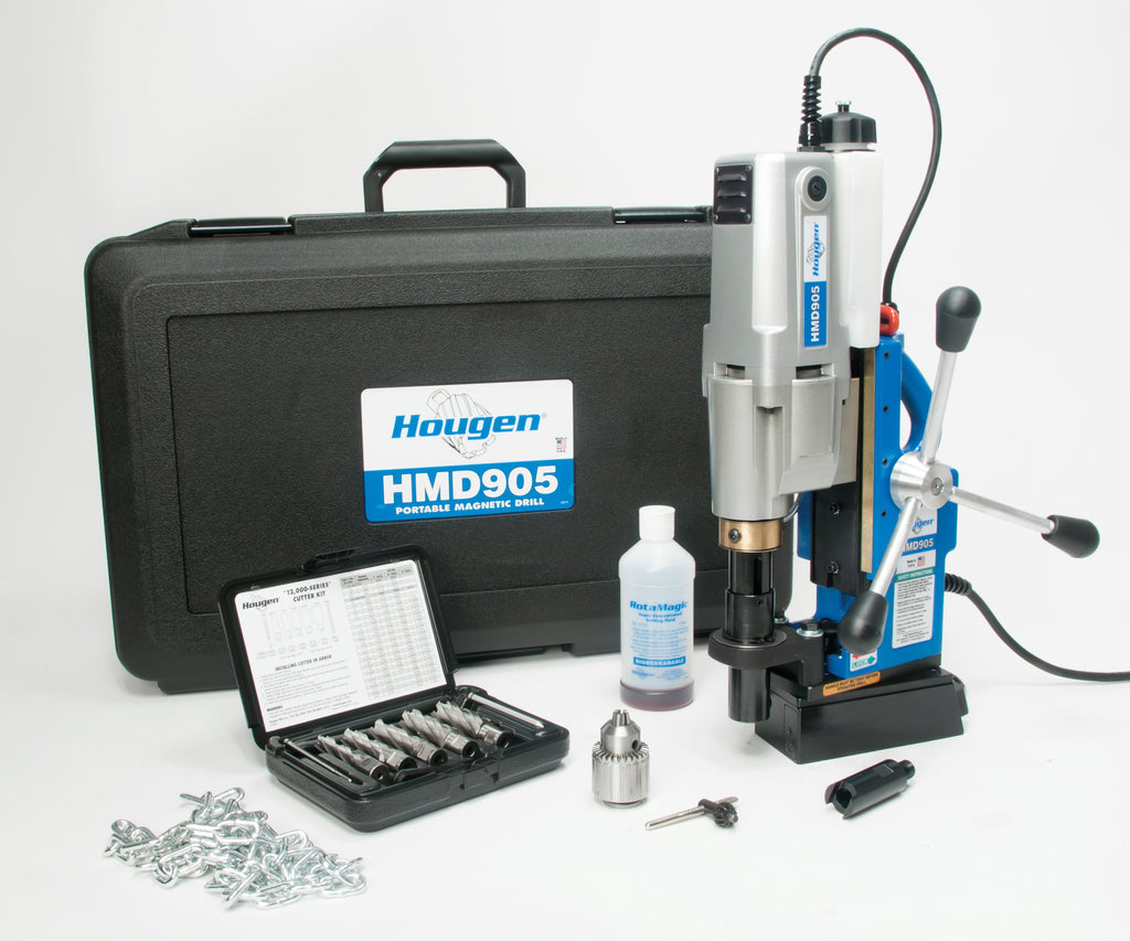 HOUGEN HMD905 MAG DRILL - SWIVEL FAB KIT FRACTIONAL - 115V - 0905109