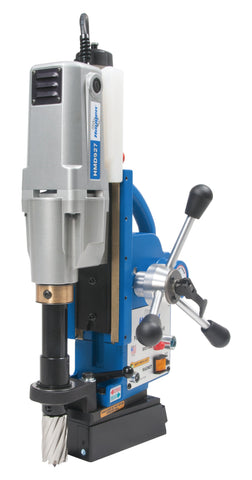 Hougen HMD927 MAG DRILL - 2 SPD/PWR FEED/SWIVEL/COOLANT - 115V - 0927104