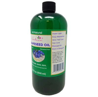 Verdana All Natural Grapeseed Oil - Hexane free