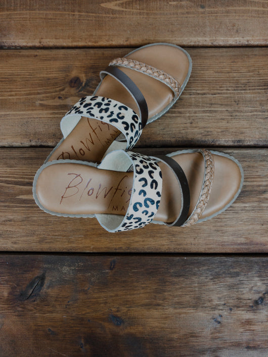 Blowfish Nude Beauty Sandals