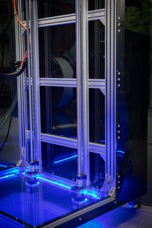 BFP-ICARUS High-Flow FDM 3D Printer
