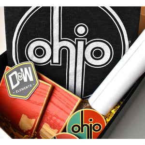 Ohio Gift Box - T-Shirt, Print, Coasters & Stickers