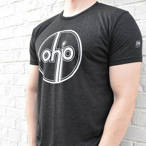 Ohio Retro Vintage Circle Super Soft T-Shirt