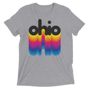 Ohio Rainbow Vintage T-Shirt