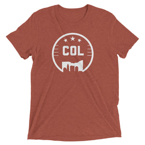 Ohio Vintage Columbus Super Soft T-shirt