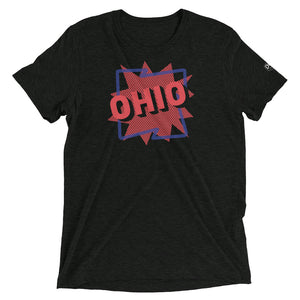 Ohio BANG! Super Soft Vintage T-shirt