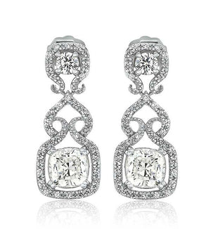 Classic-Cushion-earring-drop-cz