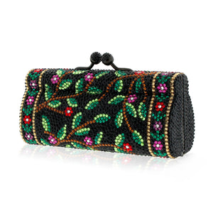 Primrose Swarovski Crystal Evening Clutch
