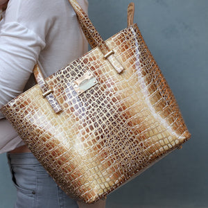 honey-gold-designer-leather-handbag-tote