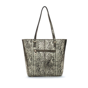 gold-black-snake-print-leather-designer-tote-handbag