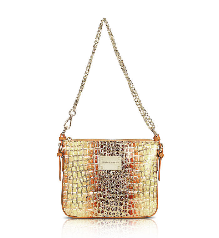 gold-designer-leather-messenger-crossbody-bag-front