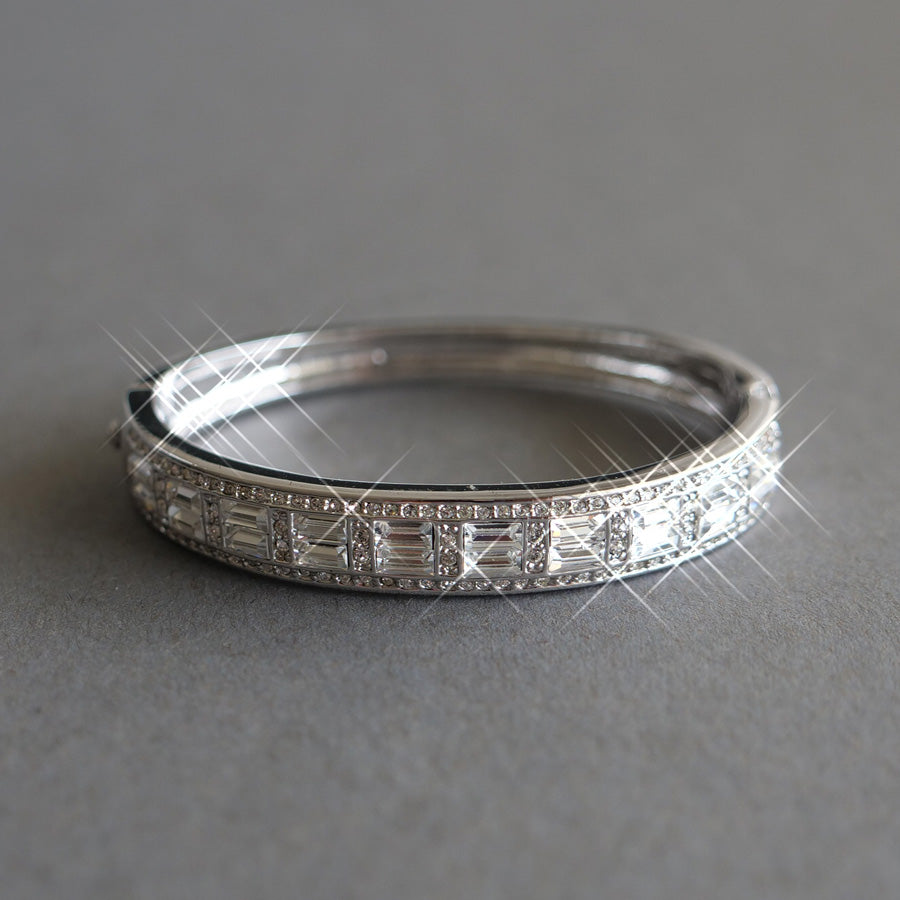 silver-women-pave-swarovski-crystal-bangle-bracelet