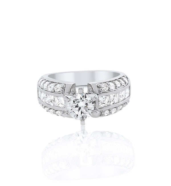 round-channel-set-square-sidestone-silver-cz-travel-ring