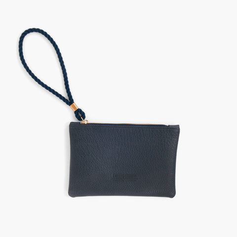 Rope Wristlet in Black
