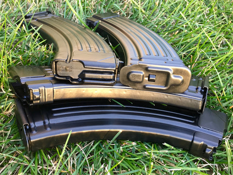 Ultimate 922(r) Surplus Magazines - 7.62x39