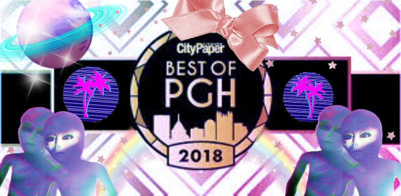 Lexa Terrestrial Nominated - PGH City Paper