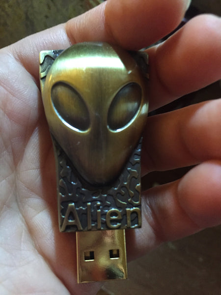 LeX-FiLES Ancient Alien USB Drive