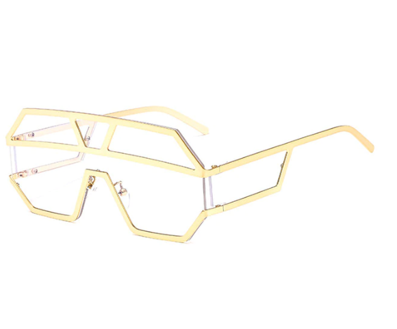 briGHt GOLD Future. Glasses (BIONIC Eyewear)