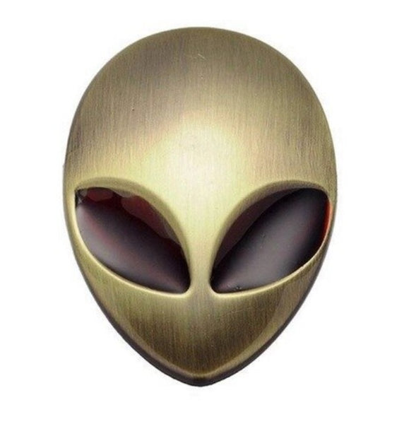 alien car decal